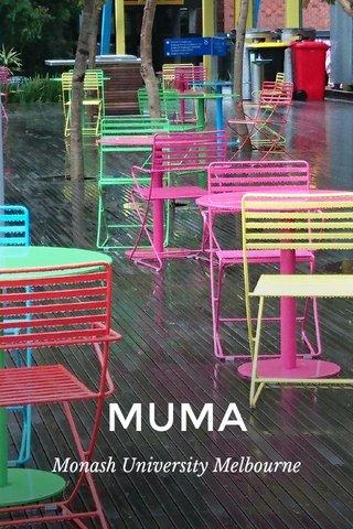 MUMA Monash University Melbourne