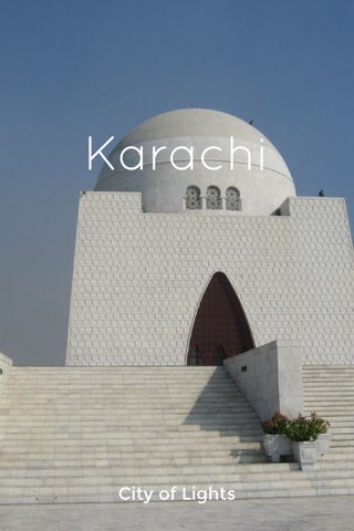 Karachi City of Lights