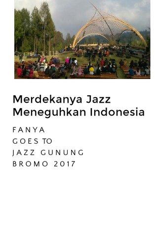 Merdekanya Jazz Meneguhkan Indonesia