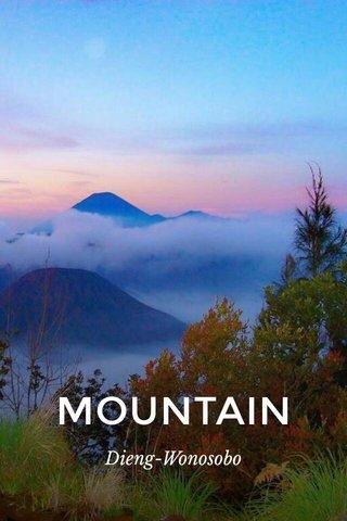 MOUNTAIN Dieng-Wonosobo