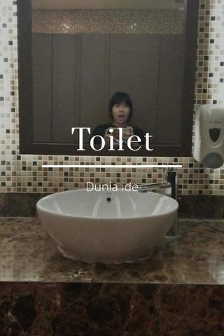 Toilet Dunia ide