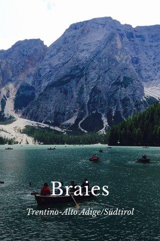 Braies Trentino-Alto Adige/Südtirol
