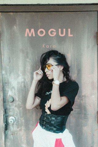 MOGUL Kara