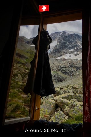 🇨🇭 Around St. Moritz