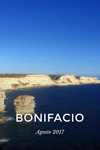 BONIFACIO Agosto 2017