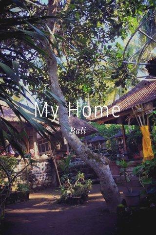 My Home Bali
