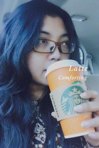 Latte Comforting