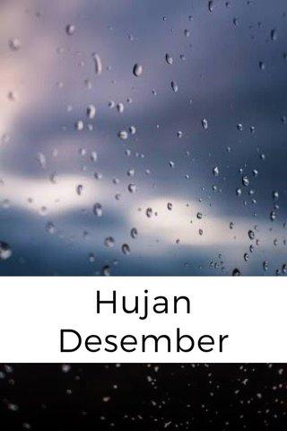 Hujan Desember