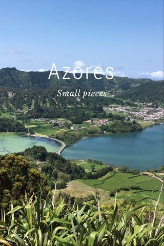 Azores Small pieces