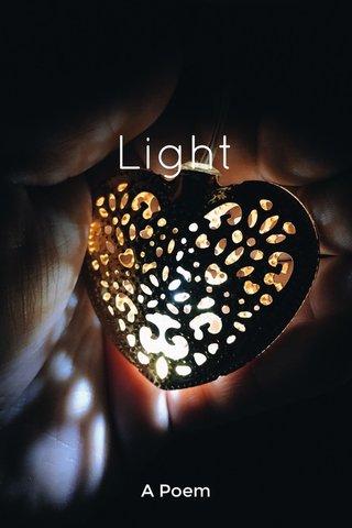 Light A Poem