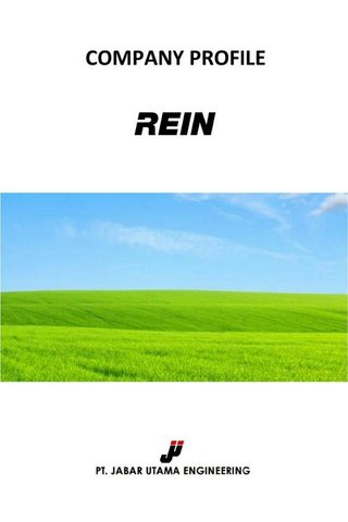 Company Profile REIN