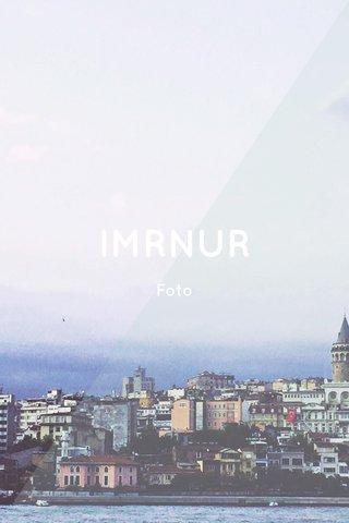 IMRNUR Foto