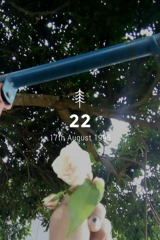 22 17th August 1995