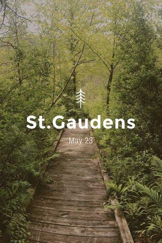 St.Gaudens May 23