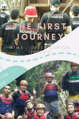 THE FIRST JOURNEY MTMA - GREEN CANYON 19092015