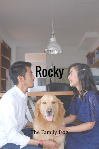 Rocky The Family Dog
