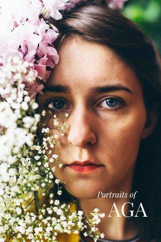 AGA Portraits of