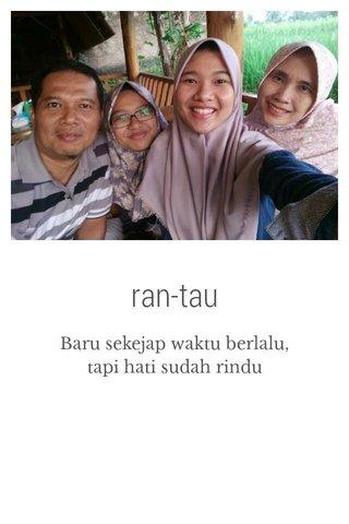 ran-tau