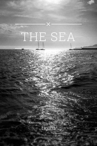 THE SEA Liguria