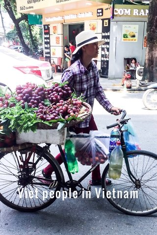 Viet people in Vietnam
