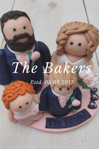 The Bakers Estd. 03.09.2017