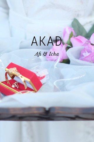AKAD Afi & Icha