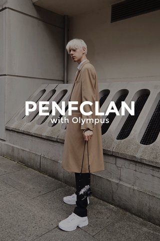 PENFCLAN with Olympus