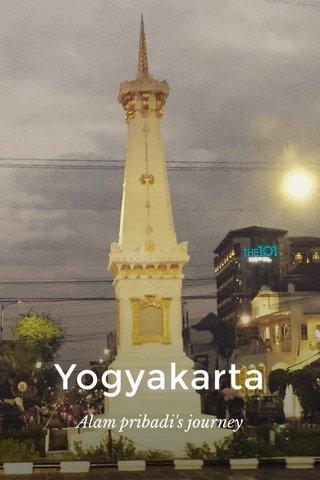 Yogyakarta Alam pribadi's journey