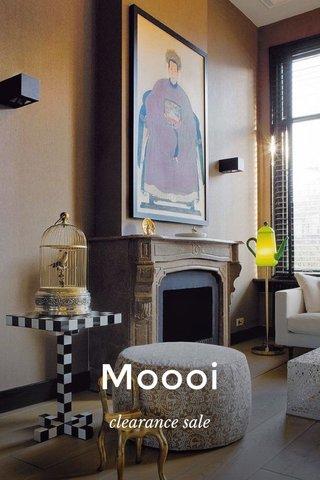 Moooi clearance sale