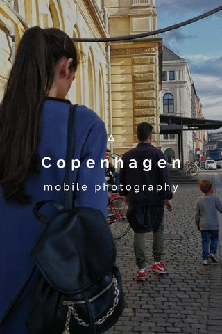 Copenhagen mobile photography