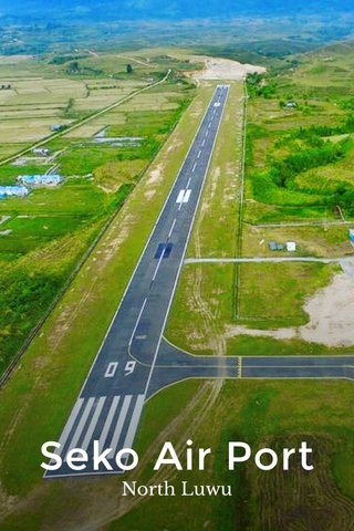 Seko Air Port North Luwu