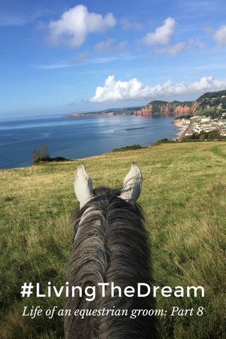 #LivingTheDream Life of an equestrian groom: Part 8