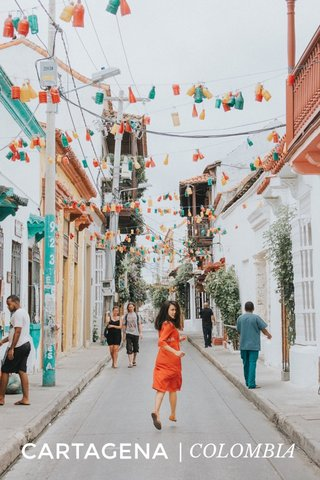 CARTAGENA | COLOMBIA