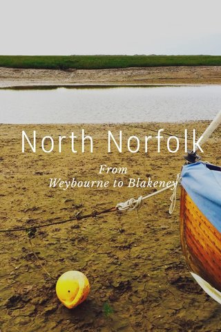 North Norfolk From Weybourne to Blakeney