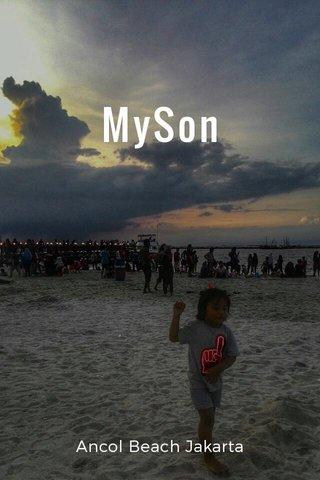 MySon Ancol Beach Jakarta