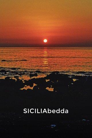 SICILIAbedda