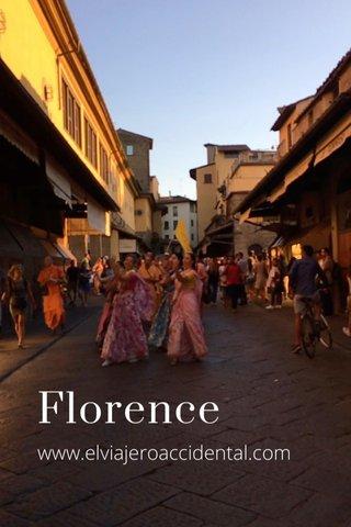 Florence www.elviajeroaccidental.com