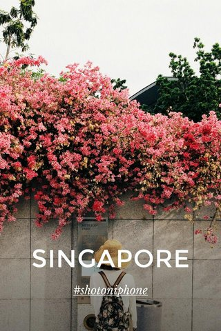 SINGAPORE #shotoniphone