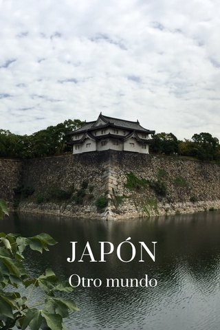JAPÓN Otro mundo