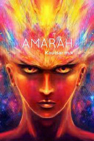 AMARAH Kautsar m.k