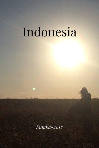 Indonesia Sumba-2017