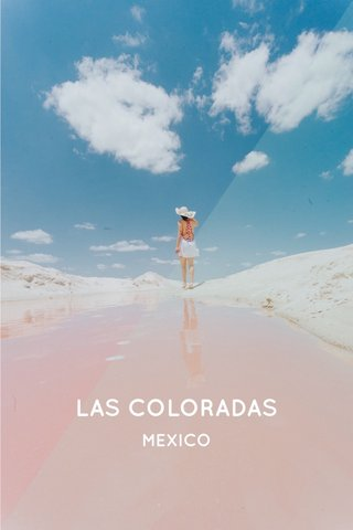 LAS COLORADAS MEXICO