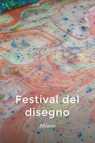 Festival del disegno Milano