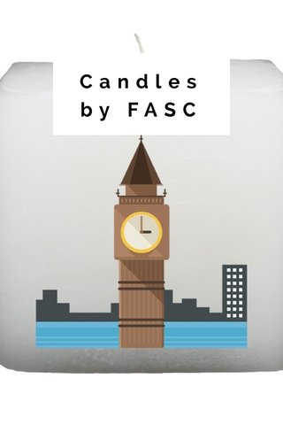 Candles by FASC