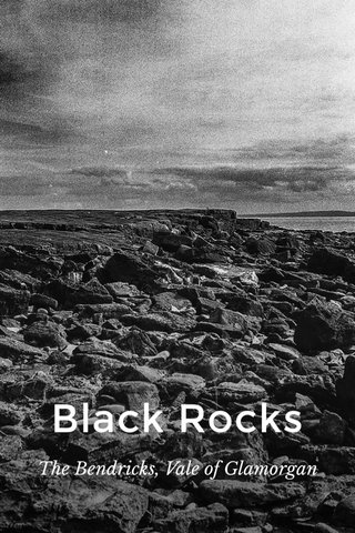 Black Rocks The Bendricks, Vale of Glamorgan