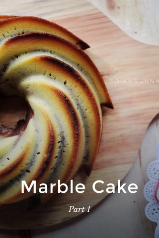 Marble Cake Part 1