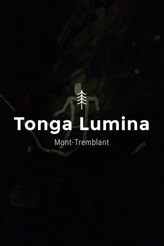 Tonga Lumina Mont-Tremblant