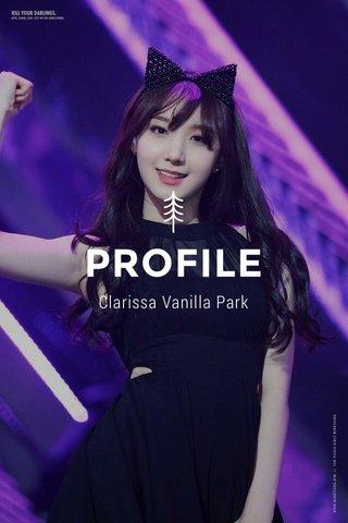 PROFILE Clarissa Vanilla Park
