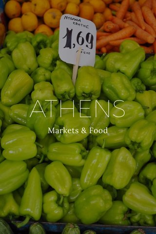 ATHENS Markets & Food