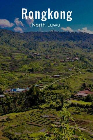 Rongkong North Luwu